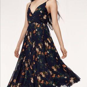 Aritzia Wilfred Beaune Dress